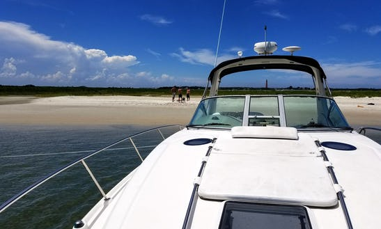 Charter A Yacht Out Of Daytona Beach Today! You Will Love It!