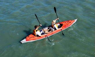 Single Kayak Rental In Split
