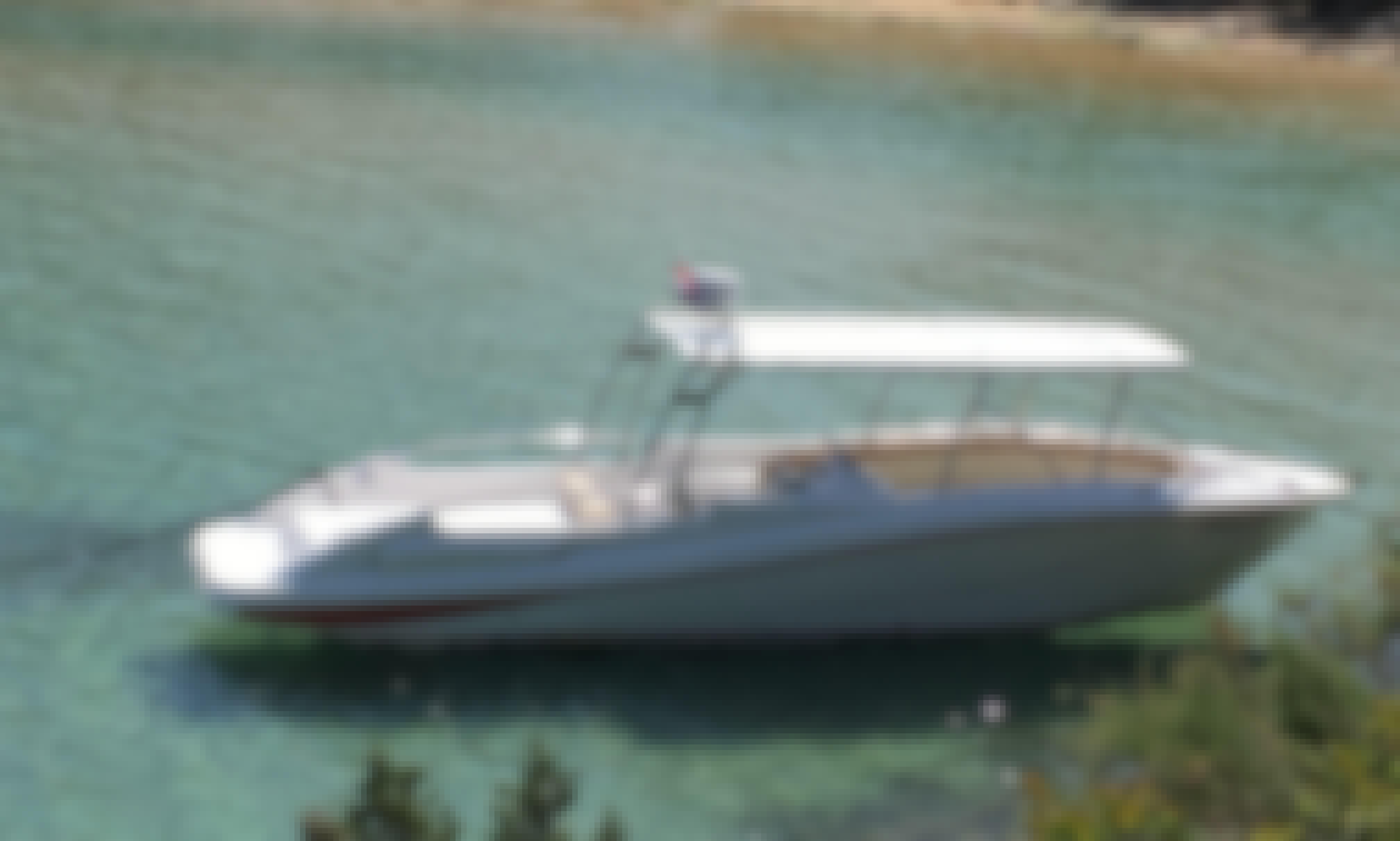 MERCAN 34 Excursion in Omis ,Croatia