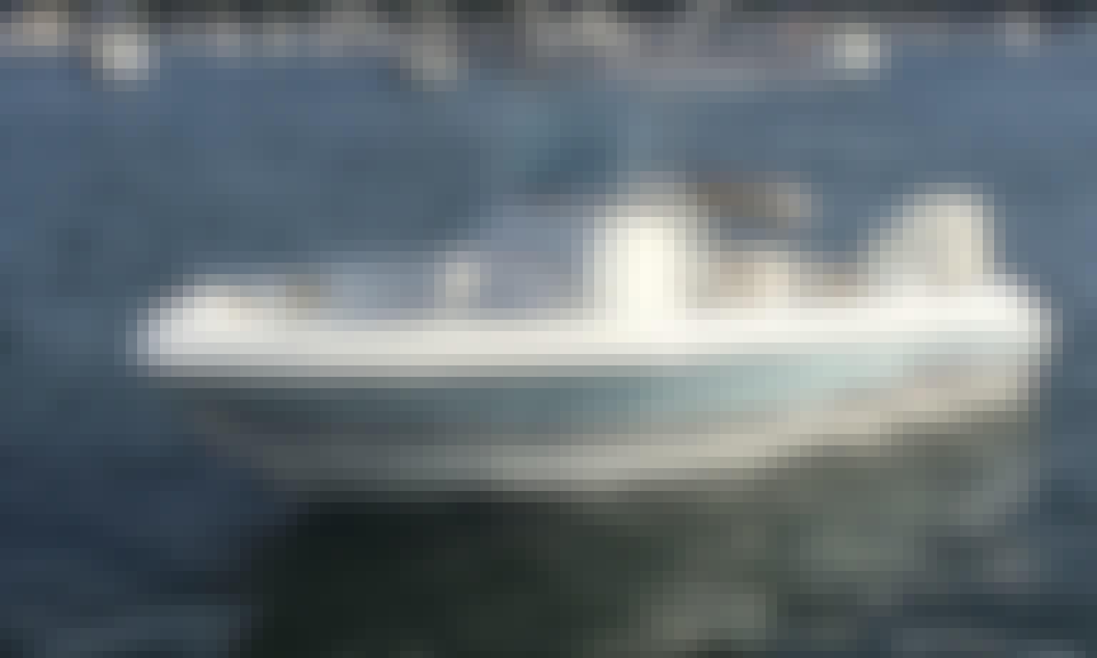 Great boat in Miami Beach