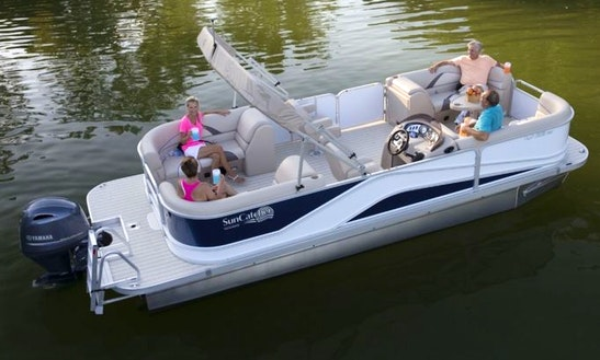 Pontoon Rental In The Colony