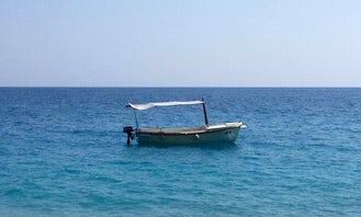 Water Taxi in Petrovac