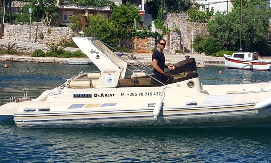 Rib Rental In Vrboska