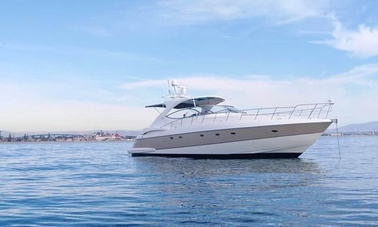 58' Luxury Motor Yacht Rental In San Diego