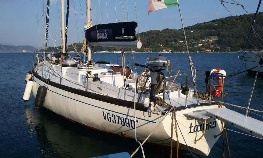 Charter 10 Person Cruising Monohull in Portovenere, Liguria for Sailing Trips