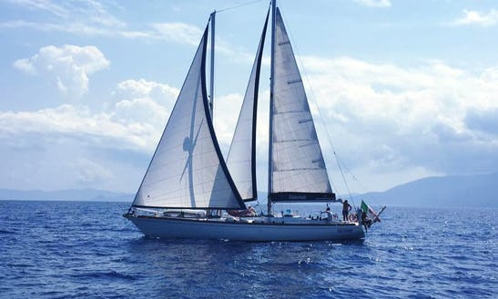 Charter 10 Person Cruising Monohull In Portovenere, Liguria For Sailing Trips