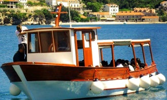 Charter a Passenger Boat in Zaton, Croatia