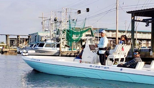 Fishing Charter For Up To 8 People In Louisiana With Capt. Casey