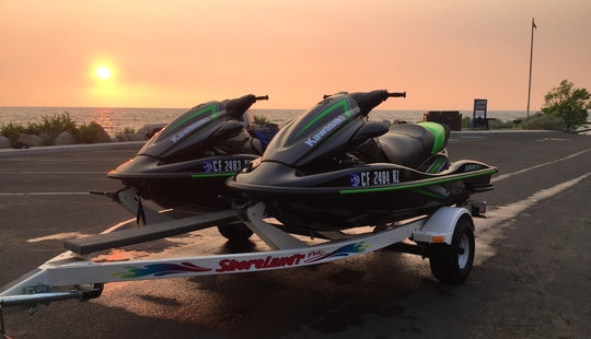 Jet Ski Rental In South Lake Tahoe