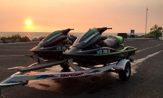 set of 2 Jet skis rental in South Lake Tahoe