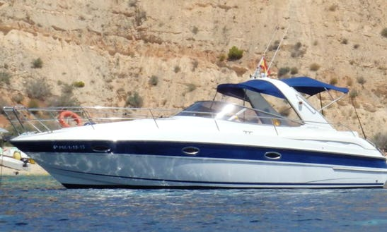 8 Person Bavaria 32 Ht Sport Motor Yacht Charter In Palma, Spain