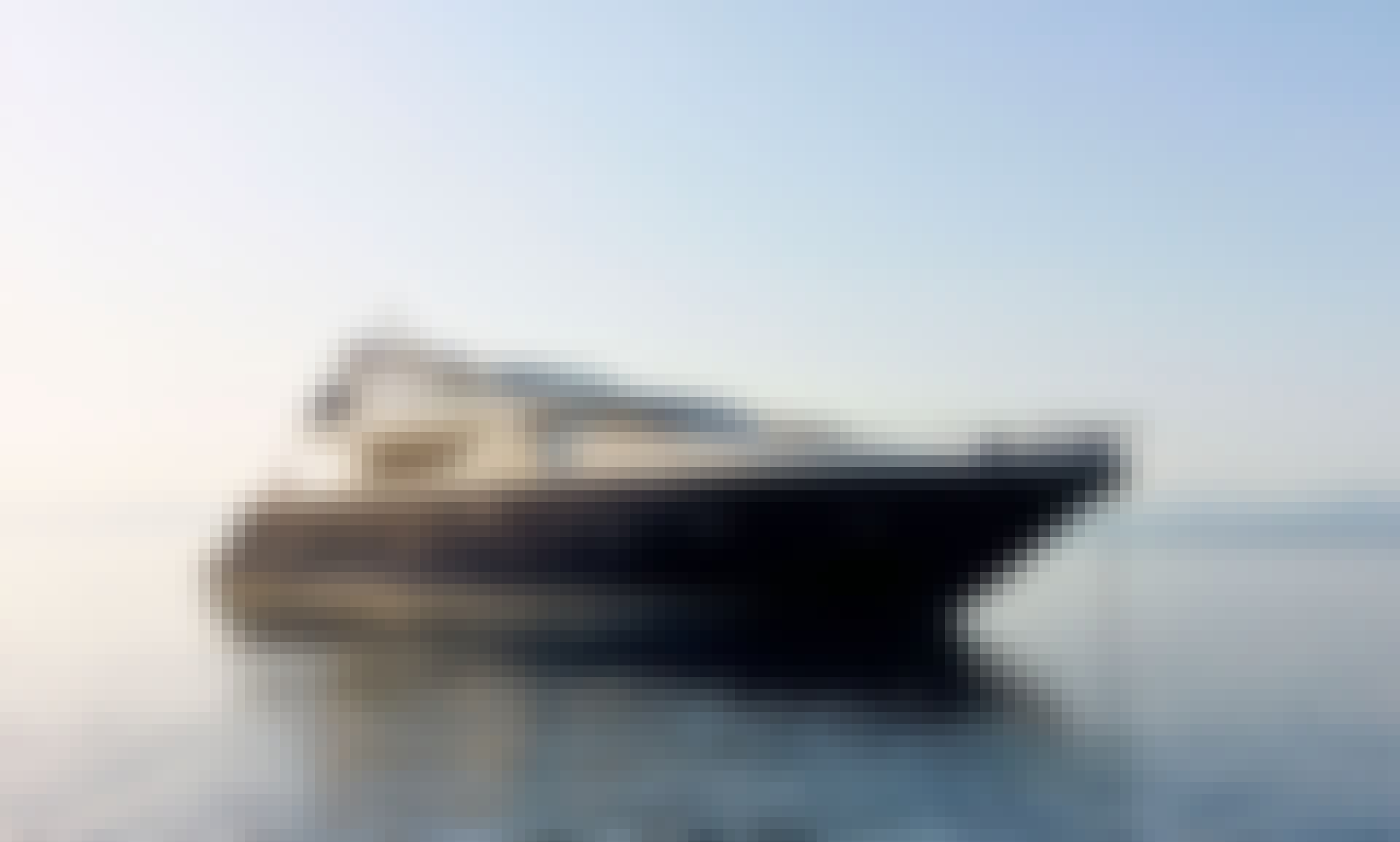 Charter 74' Uniesse Power Mega Yacht in Port dell'Etna - Marina di Riposto
