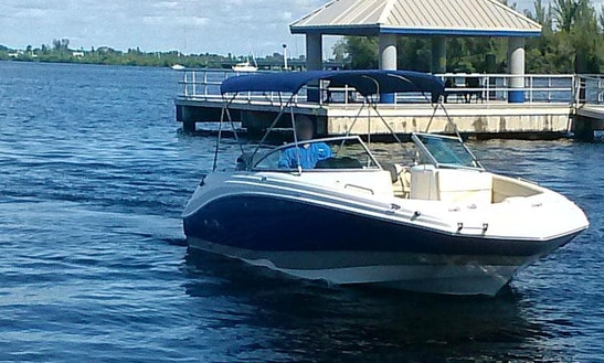 Nautic Star 243 Dc For Rent In Cape Coral, Florida