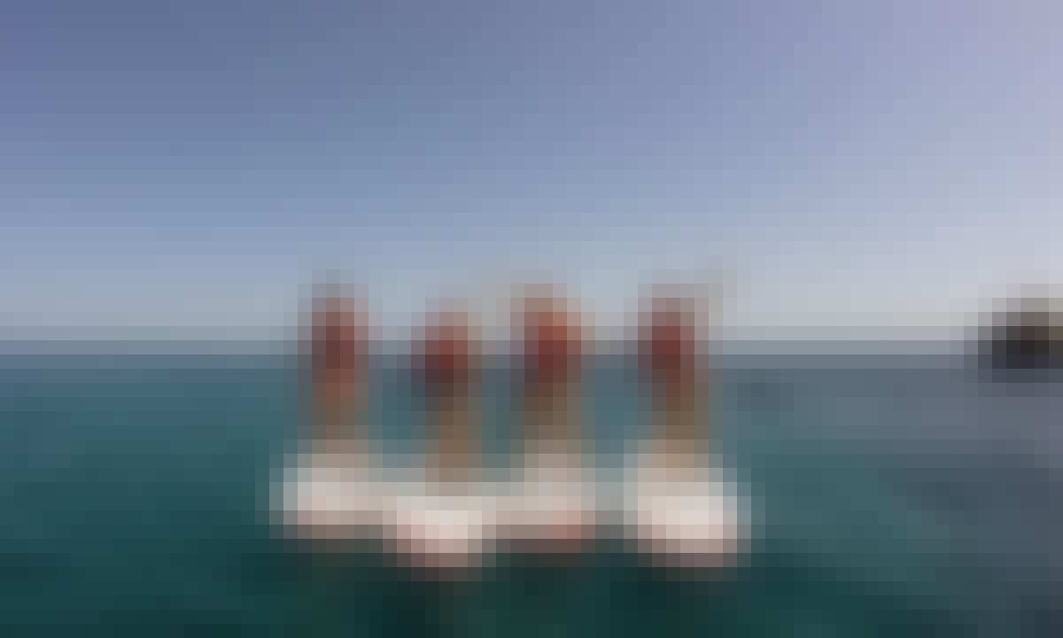 Fun-filled SUP Adventure Tour to Gozo and Comino Island