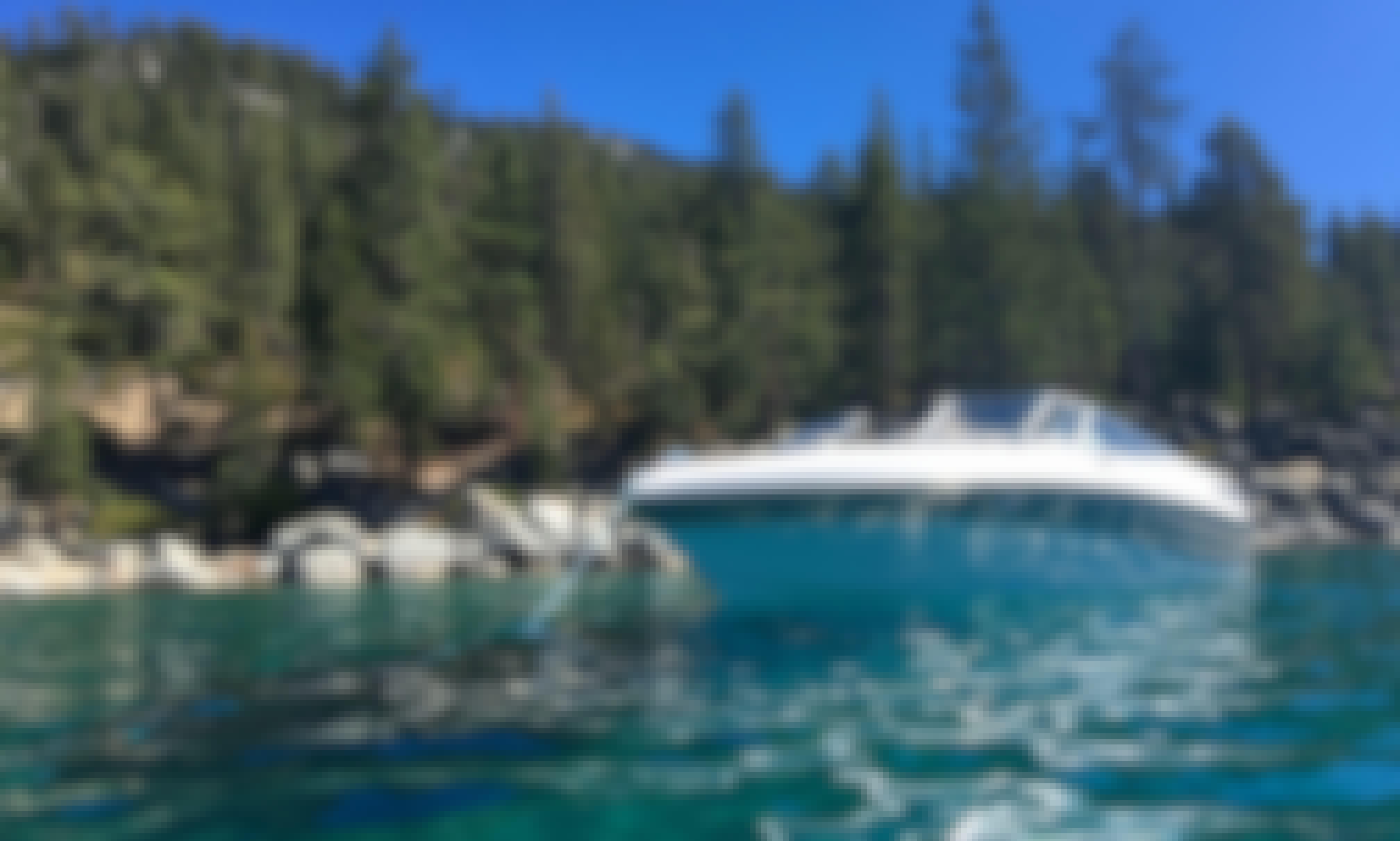 Fun in the Sun on Beautiful Lake Tahoe