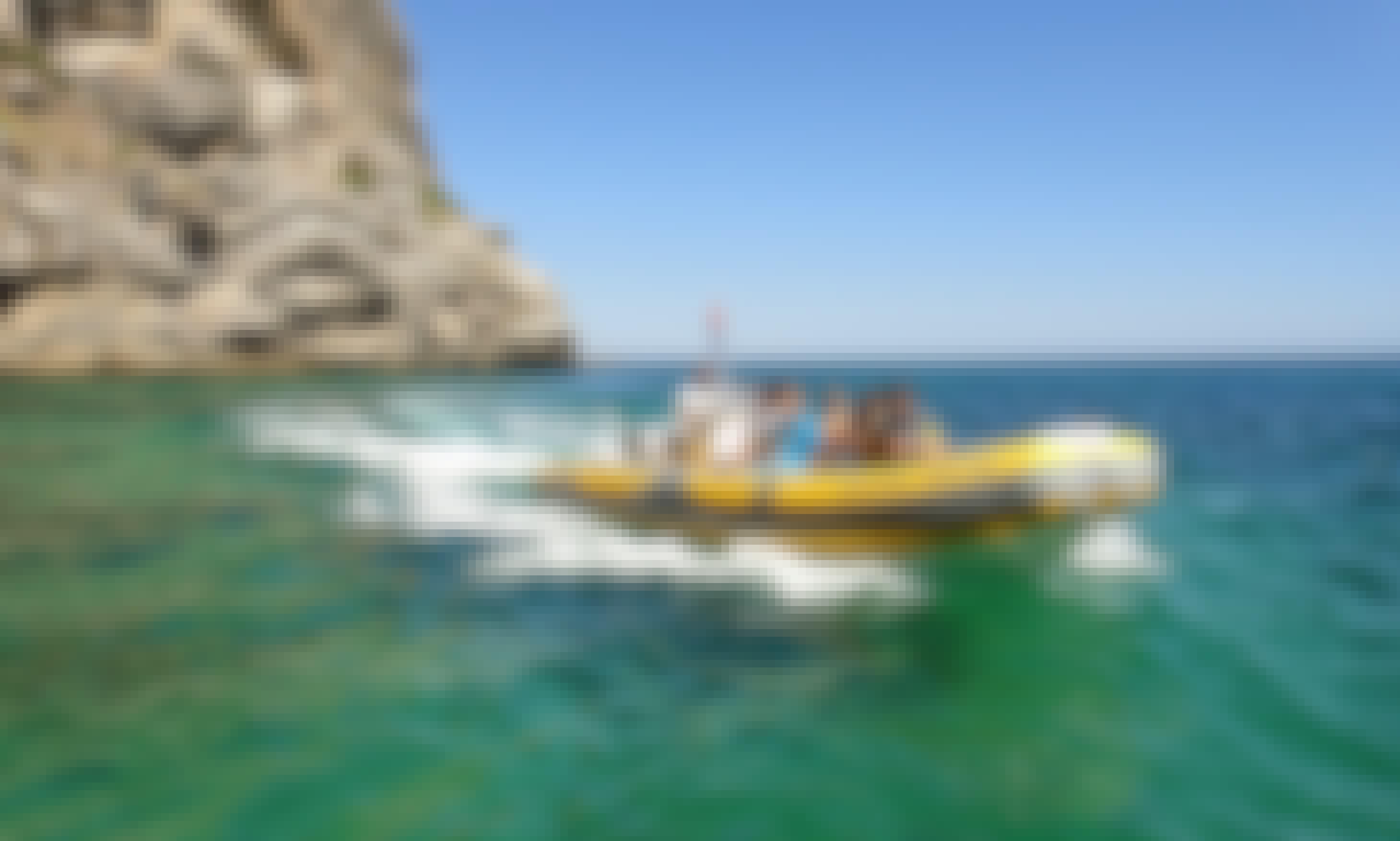 Boat Tour in the Arrábida Marine Park