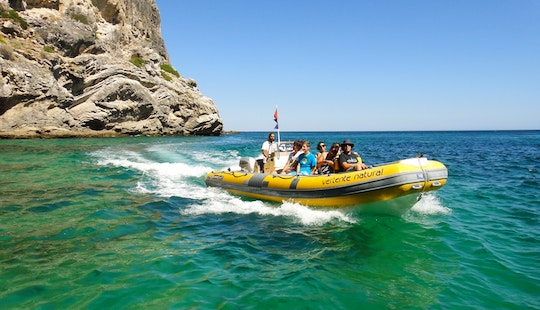 Boat Tour In The Arrábida Marine Park
