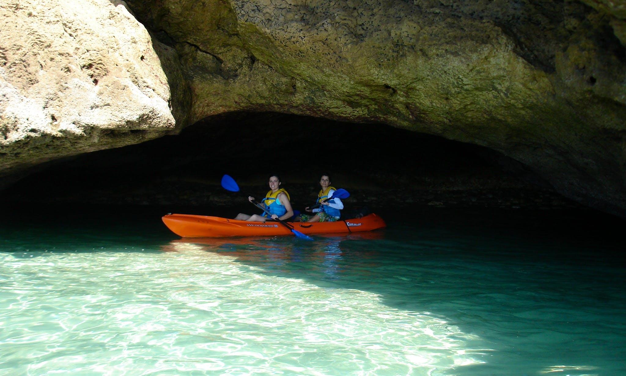 Kayak Tour - Wild Sesimbra