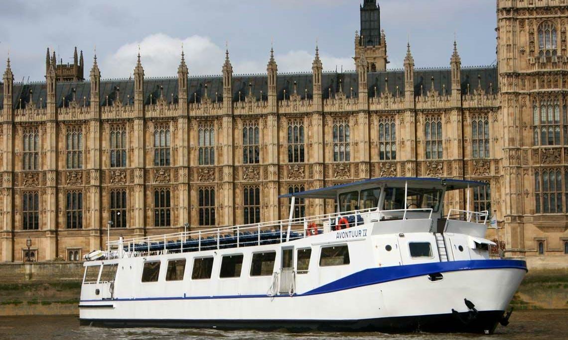 M.V Avontuur IV (London Party Boat)