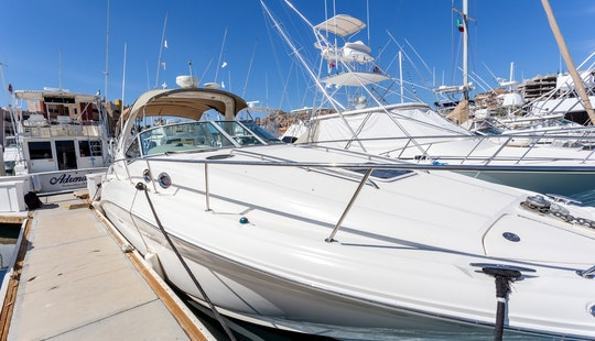 Luxurious 32' Bad Romance Motor Yacht Available For Charter In Baja California Sur, Mexico