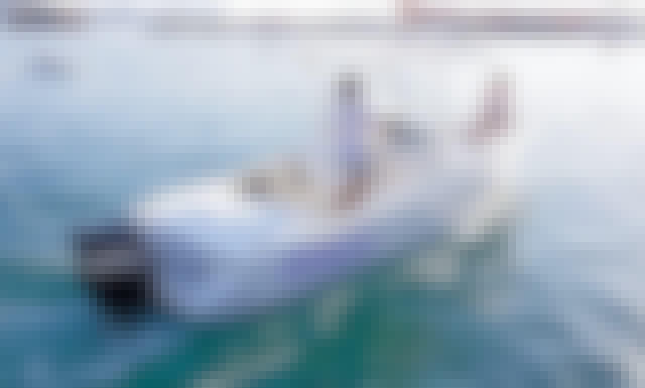 Explore Ponza Lazio, Italy on 23 ft Argo Center Console
