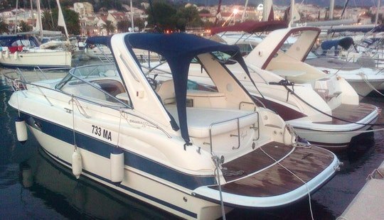 Rent A Perfect Boat For Family Cruising In Baska Voda, Croatia For 8 Pax