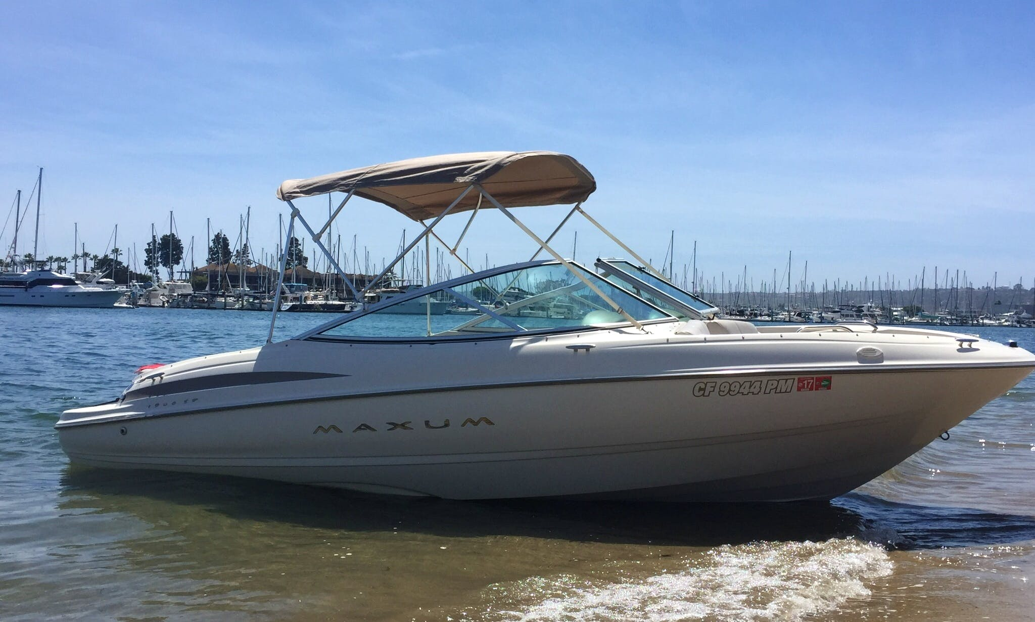 Maxum 21 ft Bowrider in San Diego