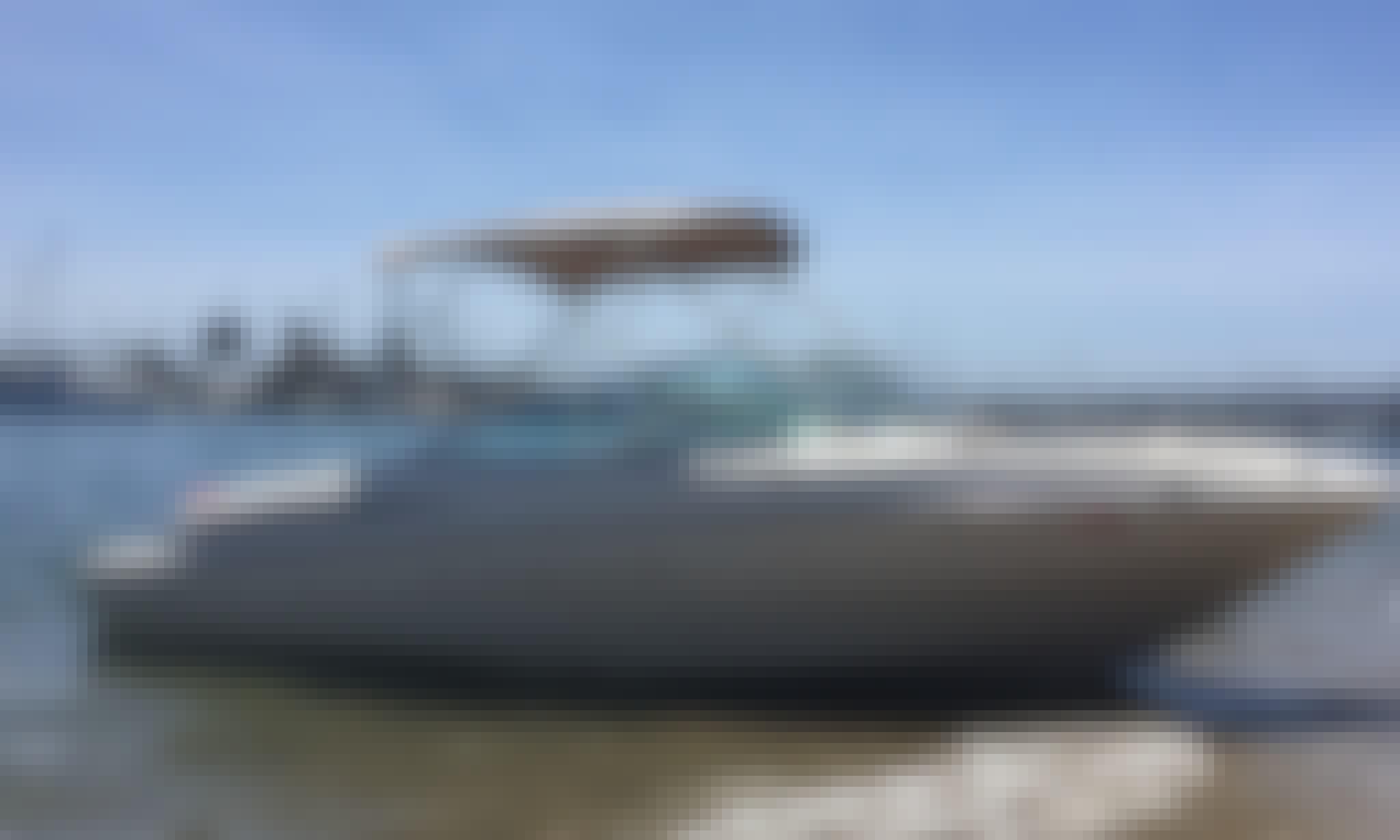 Maxum 21 ft Bowrider in Treasure Island