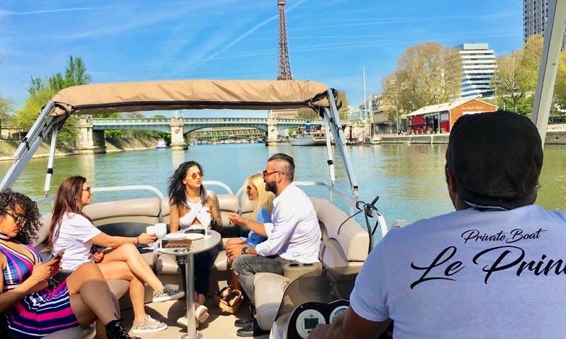 Cruising in Paris, France