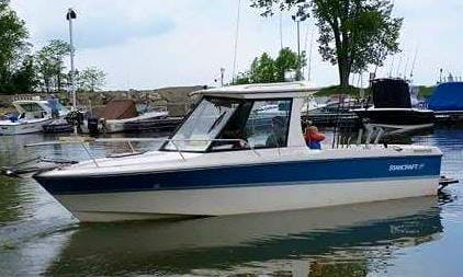 Let 's go fishing In Fairview, Pennsylvania with Captain Vince