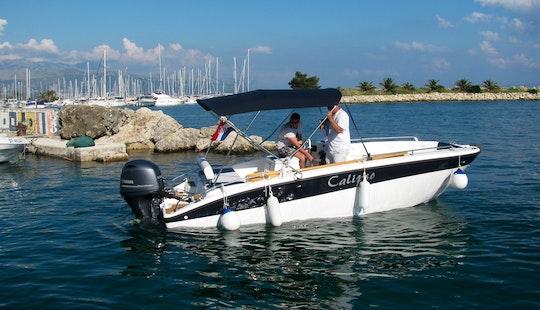 Rent Calipso20  In Split