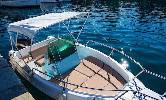 Motor Yacht Rental In Åibenik