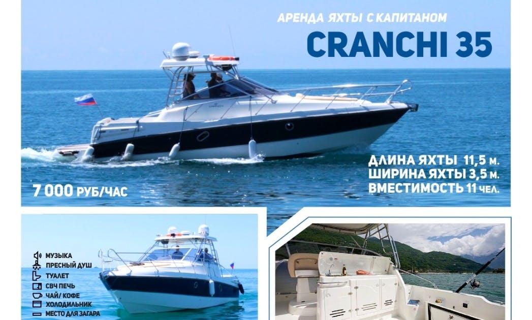 Motor Yacht rental in Sochi