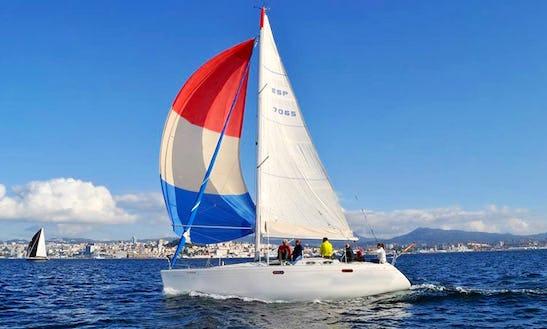 Charter 24' Brenta Cruising Monohull In Vigo, Spain