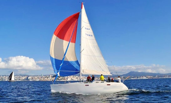 Charter 24' Brenta Cruising Monohull In Vigo, Spain