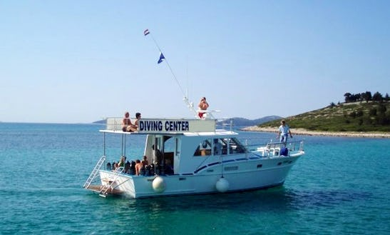 Scuba Lessons And Tour In Vrana