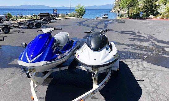 Pair Of Jet Skis For Rent In Lake Tahoe $450 All Day