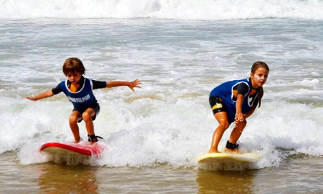 Surf Lessons with ISA Certified Instructors in Valdevaqueros