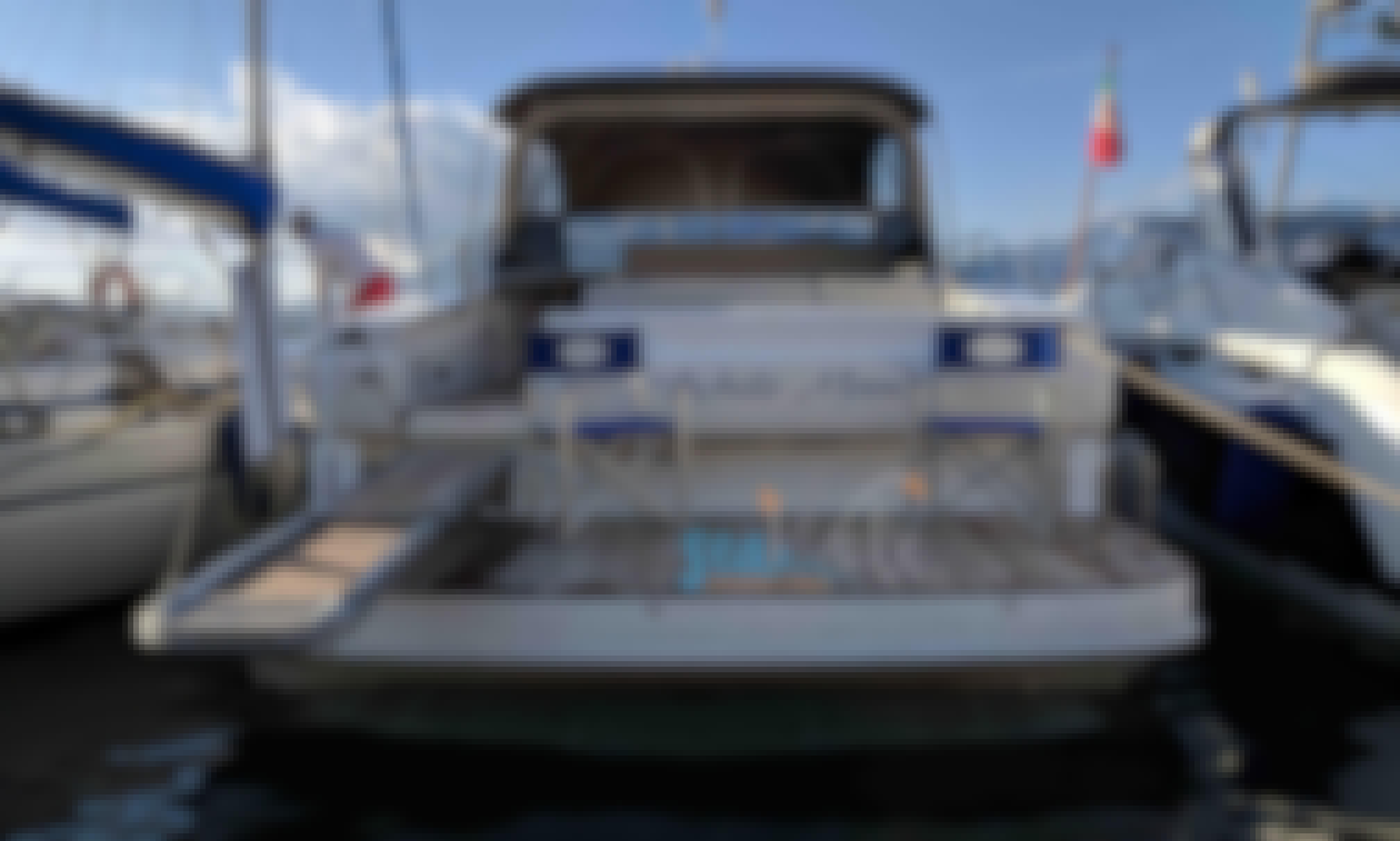 CONAM 46 Sport - Motor Yacht rental in Gaeta