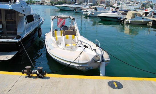 Rib Diving Trips And Courses In Pireas