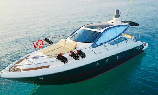 Charter A Motor Yacht In Pirgos Sani, Greece