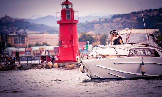 Enjoy Cinque Terre With Speranzella Vintage Motor Boat, Italy