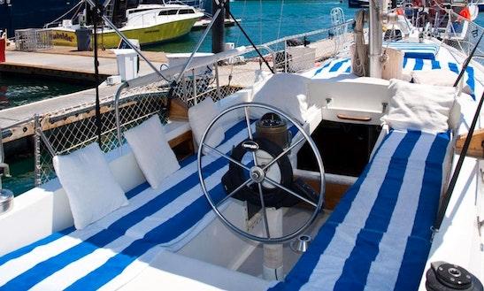Charter 44' Espiritu Santi  Cruising Monohull In Cabo San Lucas, Mexico