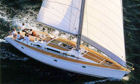 51' Jeanneau Sun Odyssey Cruising Monohull For Charter In Sant Antoni De Portmany, Spain