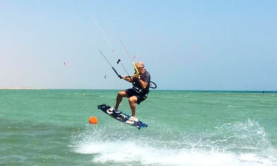 Kiteboarding Lessons In El Gouna, Egypt With Momo