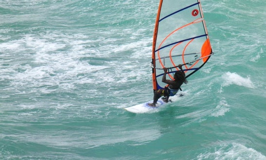 Windsurfing Lessons In Christ Church, Barbados