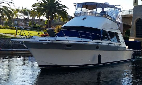 Harbor Cruises Aboard A Classic Yacht For 6 People In Oxnard, California - $180 Per Hour- 2 Hr Minimum