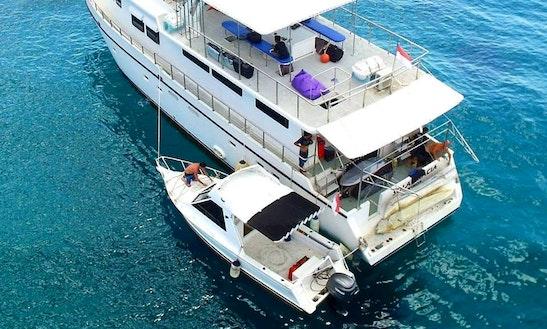 76' Surf Charter To Maluku Islands And West Papua, Sumbawa, Sumba And Timor.