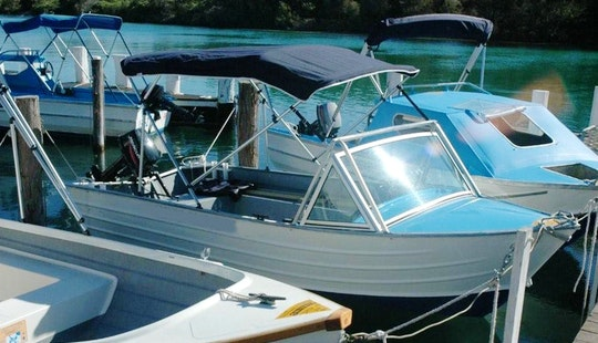 Hire A Runabout Near Miles Island, Forster, Australia