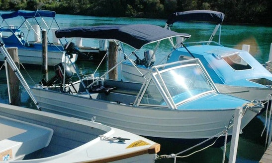 Hire A Runabout Near Miles Island, Forster